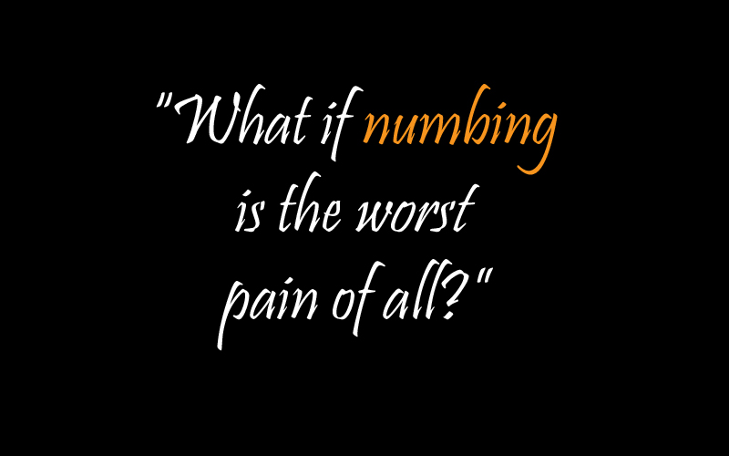 Image result for numbing pain